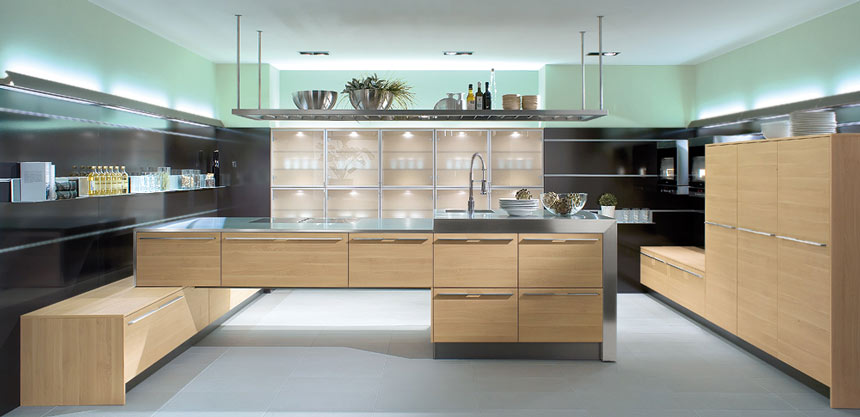 Modern kitchens designs high quality units wirral for Kitchen design qualifications uk