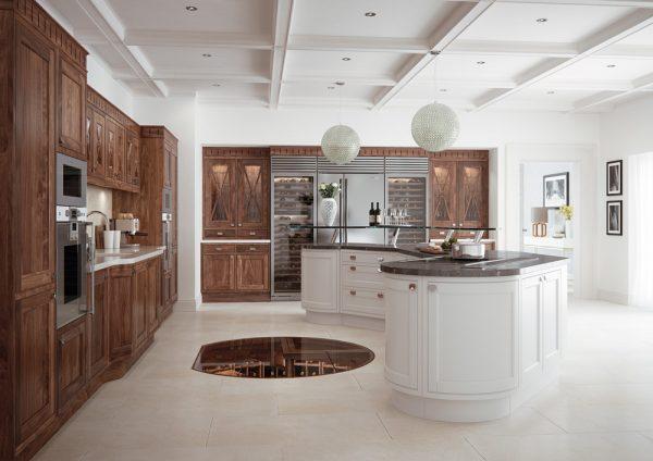 Bespoke Kitchen Designs Classic Lines Materials