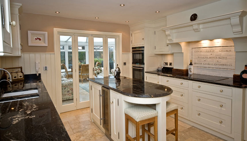 Bespoke kitchens bespoke and search on pinterest for Kitchen designs and more