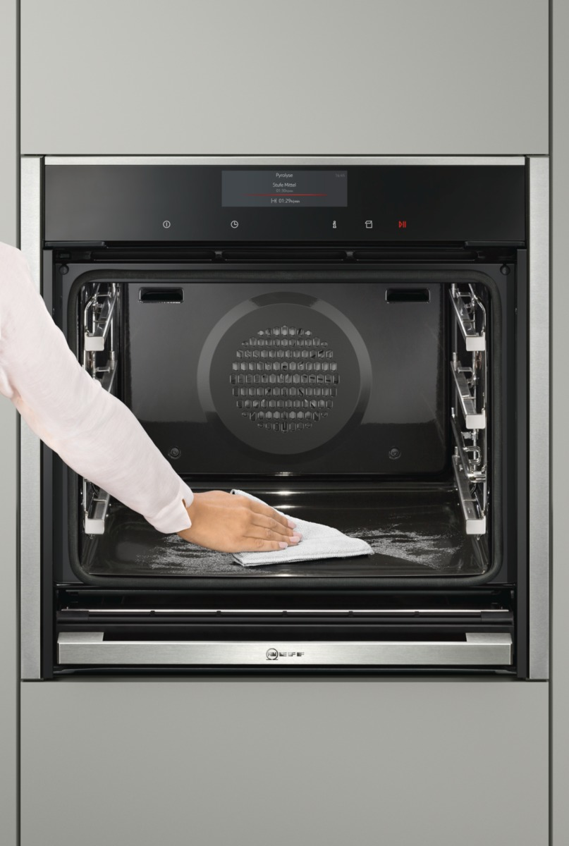 Complimentary Appliance Upgrade For Customers Neff Pyrolytic
