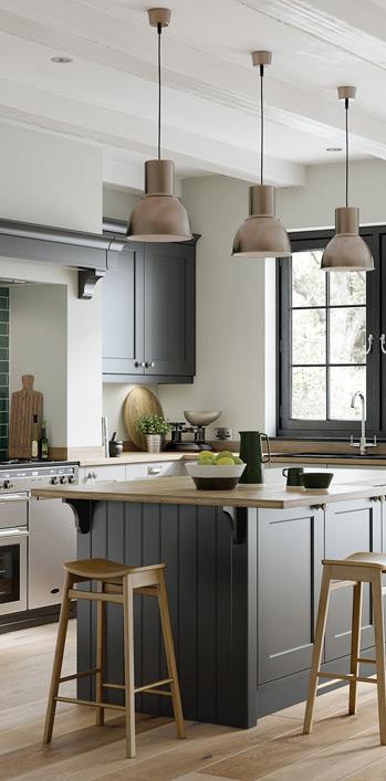 Bespoke Kitchen Designs | Classic Lines & Materials | Kitchen Design